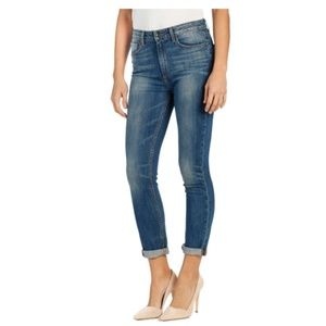 Paige Women's Carter Slim High Rise Ankle Jeans 28